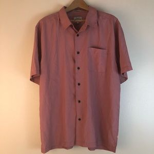 Quicksilver Waterman Collection Button Up Shirt